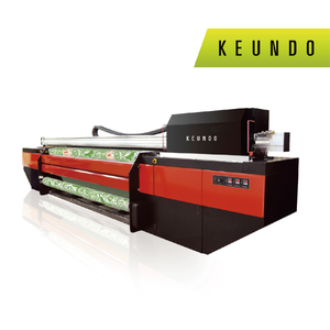 SUPRAQ 3200 -TX12 Grand Format Dye Sublimation System With Twelve SG-1024 Print Heads
