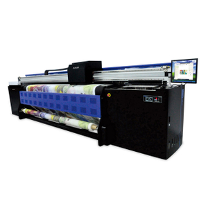 SUPRAQ 3200 -TX16 3.2m Grand Format Dye Sublimation System With Six SG-1024 Print Heads